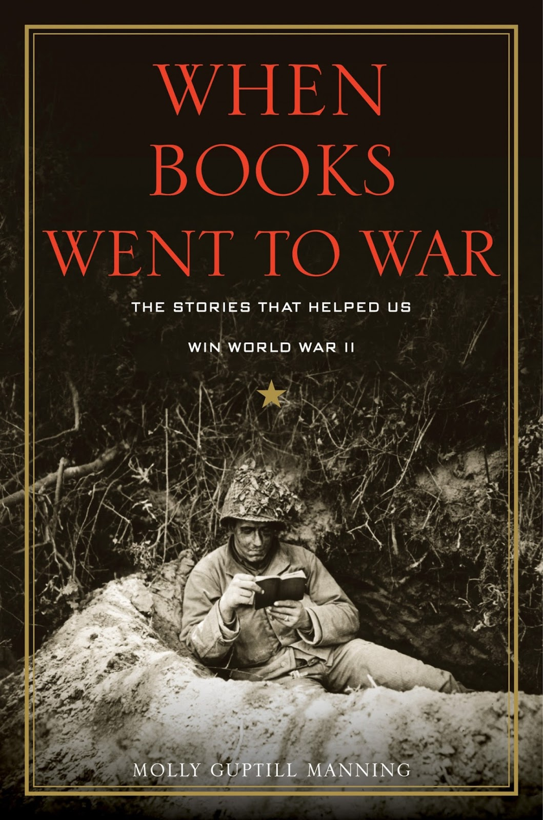 Howling Frog Books: When Books Went to War