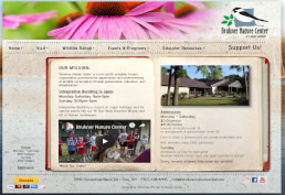 Brukner Nature Center screenshot