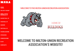 Milton Union Recreation Association screenshot